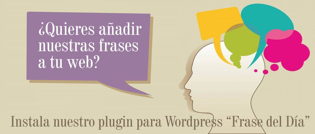 Plugin Frase del Día para Wordpress